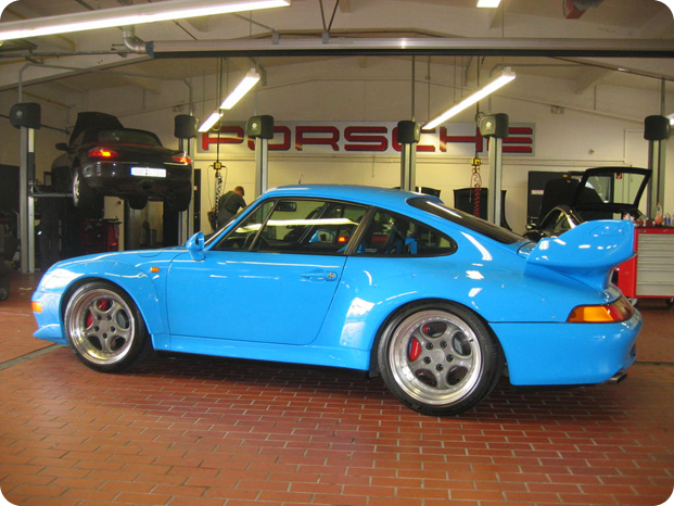 1996 porsche 911 993 gt2 riviera blue. Black Bedroom Furniture Sets. Home Design Ideas